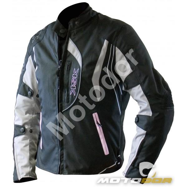 Blouson moto femme ksk