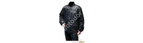 Vêtements de pluie moto
