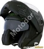 Casque modulable moto
